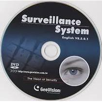 Software Para Tarjetas Geovision Cd Gv Camaras De Seguridad