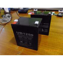 Bateria Para Cerco 12v 5amp / Ups / Centrales/ Portones