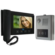 Video Intercomunicador Portero De 7
