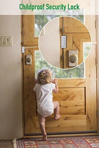seguridad hogar cerradura