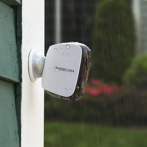 seguridad hogar sistema cámara