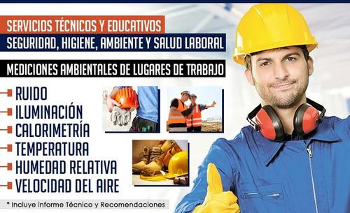 seguridad industrial, sha,cursos, asesoría, estudios ambient