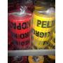 Cinta Peligro No Pase Amarilla Y Roja. De 100mts