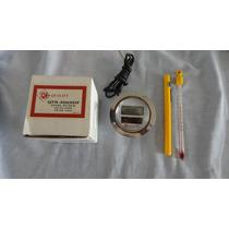 Termometro Digital Empotrable C°/f°,desde -30°c A 150°c