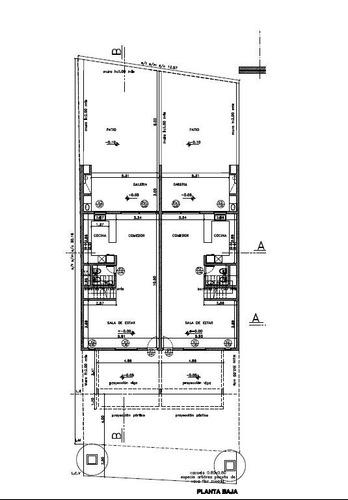 seguridad para tu familia! duplex en venta 3 dorm en barrio cerrado chacra del norte 3!