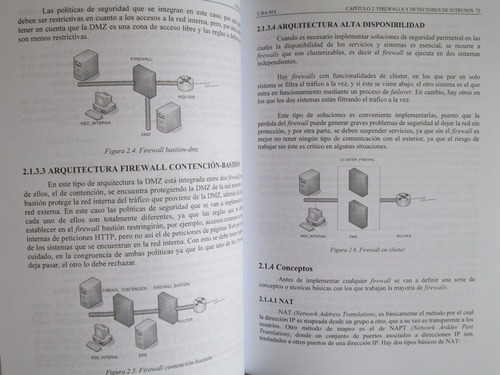 seguridad perimetral monitorización ataques a redes / edic u