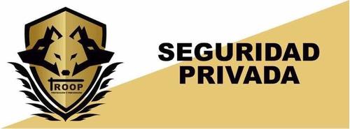 seguridad privada servicios