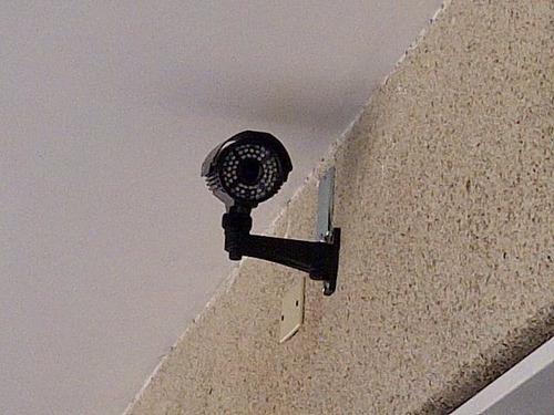 seguridad reparación servicio cámaras