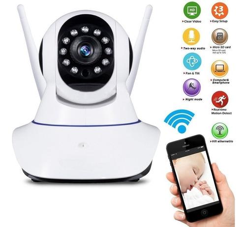 seguridad video cámara