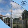 Cerca Electrica Seguridad Perimetral Electrificada