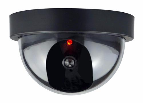 seguridad vigilancia cámara falsa
