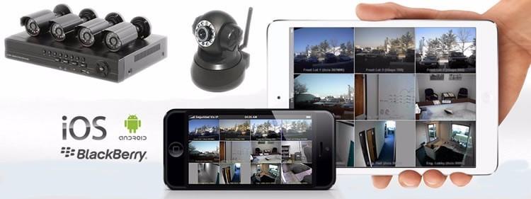 Cotizacion de camaras de seguridad smartphone vigilancia - Video camaras vigilancia ...