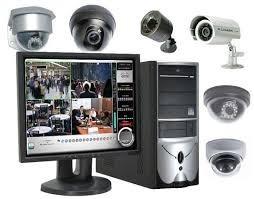 seguridad y vigilancia electrónica