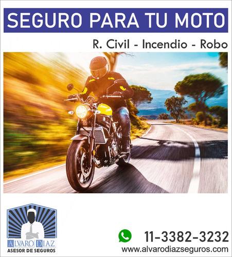 seguro autos, motos, camiones, remises -  año 1970 a 2020