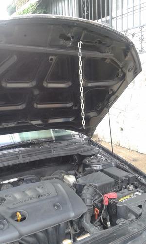 seguro / cadena para capot batería computadora en vehiculos