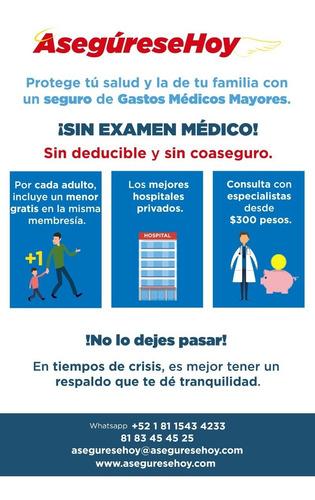 seguro de gastos médicos asegúrese hoy