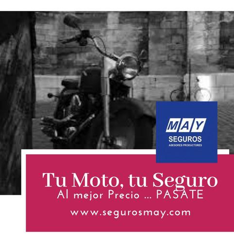 seguro de motos al mejor precio garantizado