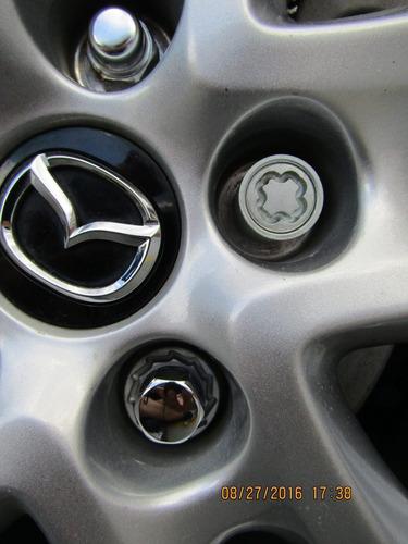 seguro de rueda de aros para mazda