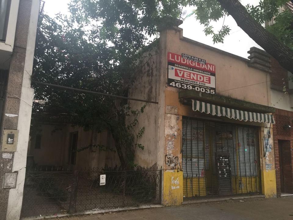 segurola 1119 casa en block multifamiliar negocio a reciclar
