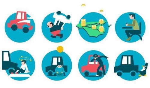 seguros ap por dia - motos - alquileres - art - caución - ap