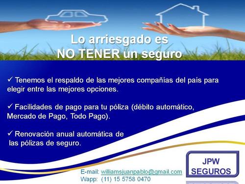seguros automotor - casas -consorcios - comercio -ap.