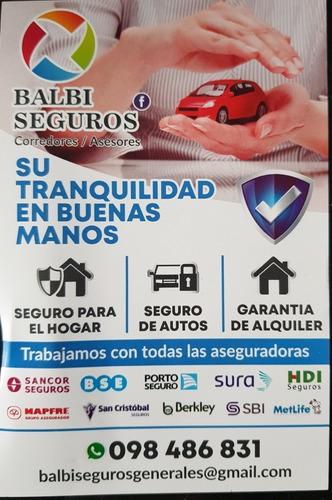 seguros autos, casas, empresas