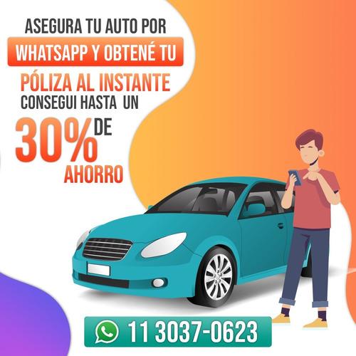 seguros de autos por whatsapp