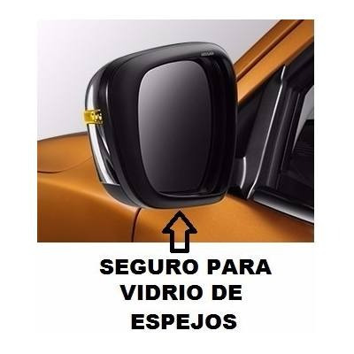 seguros de espejos retrovisor nissan juke