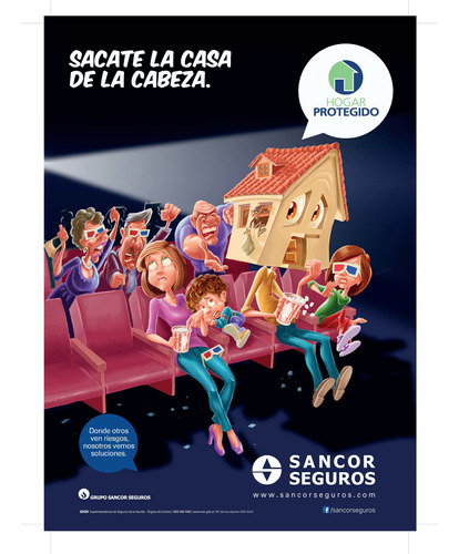 seguros para el hogar - sancor seguros