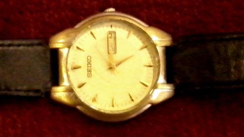 seiko  muy elegante reloj envio gratis