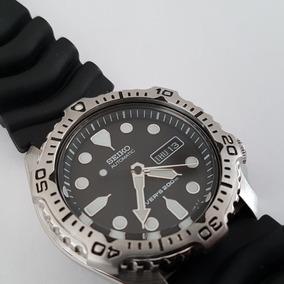 Seiko Scuba Diver Automático Skx171 7s26 7020 Zero Yy #610