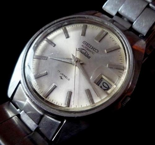 seiko toshiba automatico raro reloj coleccion citizen f1 swt