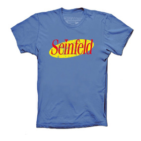 Seinfeld Playera Camiseta Camiseta Vintage Seinfeld Retro Playera BeWrdxoC