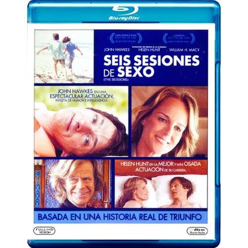 seis sesiones de sexo  pelicula blu-ray