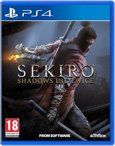 sekiro ps4 shadows die twice fisico juego playstation 4