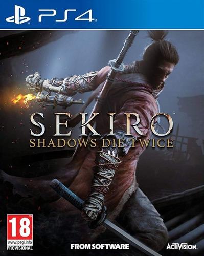sekiro: shadows die twice ps4 preventa