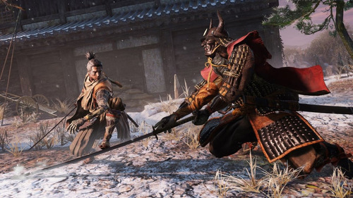 sekiro shadows die twice xbox one mídia digital + brinde