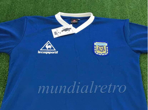 sel. argentina camiseta