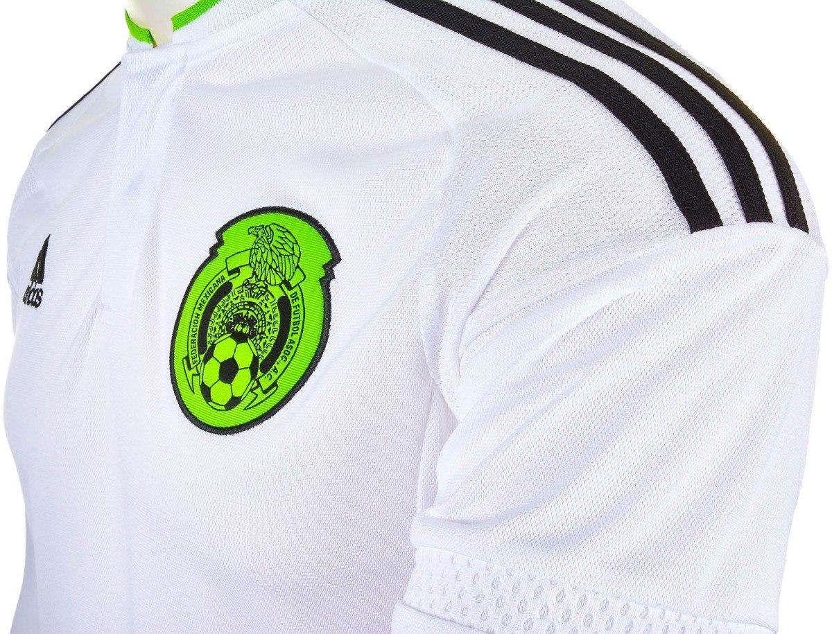 c2f78d4208d0d Cargando zoom... camiseta adidas sel de méxico modelo alternativo 2015 16