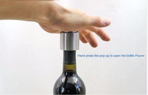 selador de vinho a vácuo