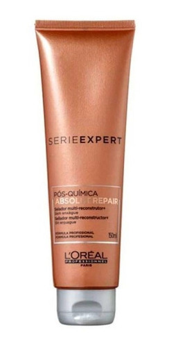 selador loreal leave-in absolut repair pós química 150ml