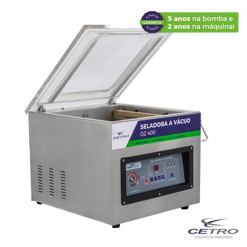 seladora a vácuo dz400t industrial