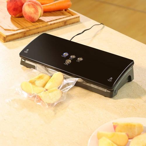 seladora a vácuo portátil domestica máquina embaladora saco