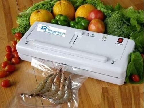 seladora de alimentos - embaladora a vácuo nova