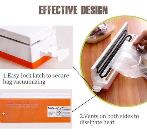 seladora embaladora manual a vácuo automatica 30 cm
