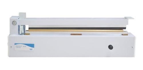 seladora manual agir control plus beep papel grau cir. 35-cm