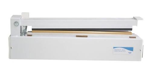 seladora manual agir digital plus papel grau cirúrgico 35-cm
