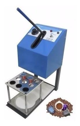 seladora para encapsular café, pronta entrega em sp