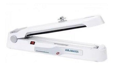 seladora para papel grau cirúrgico com guilhotina selamaxx