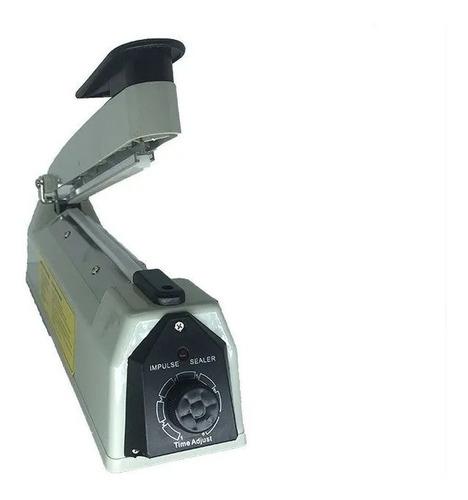 seladora térmica compacta p/ plásticos 20cm 110v